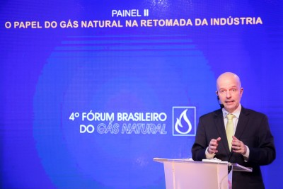 5º Fórum Brasileiro do Gás Natural acontece de 18 a 20 de outubro